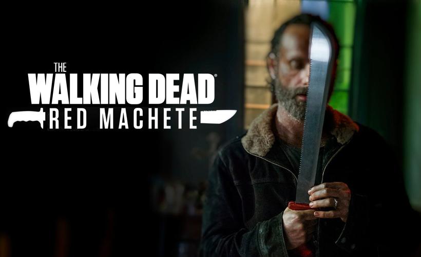 [ASSISTA ONLINE] Red Machete - Nova websérie de The Walking Dead