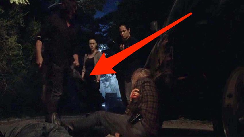 Algumas Pessoas Apenas Lhe Darão Valor Quando Você Já: The Walking Dead S08E08: 5 COISAS Que Você Pode Ter