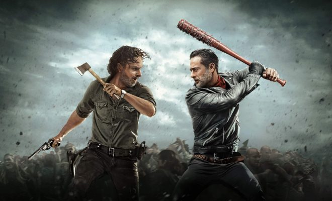 The Walking Dead é renovada para a nona temporada