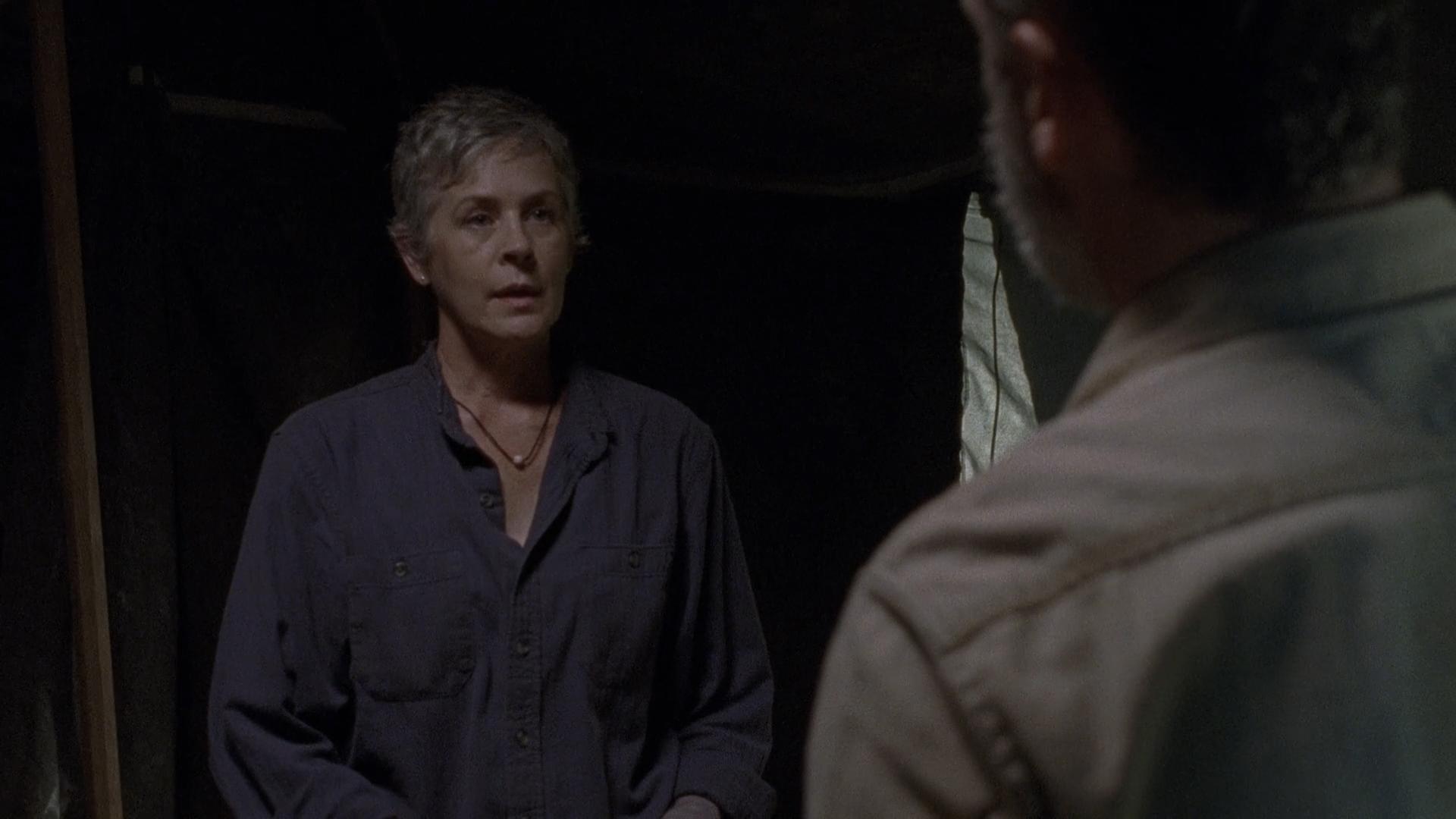 """Carol e Rick se """"despedindo""""?"""