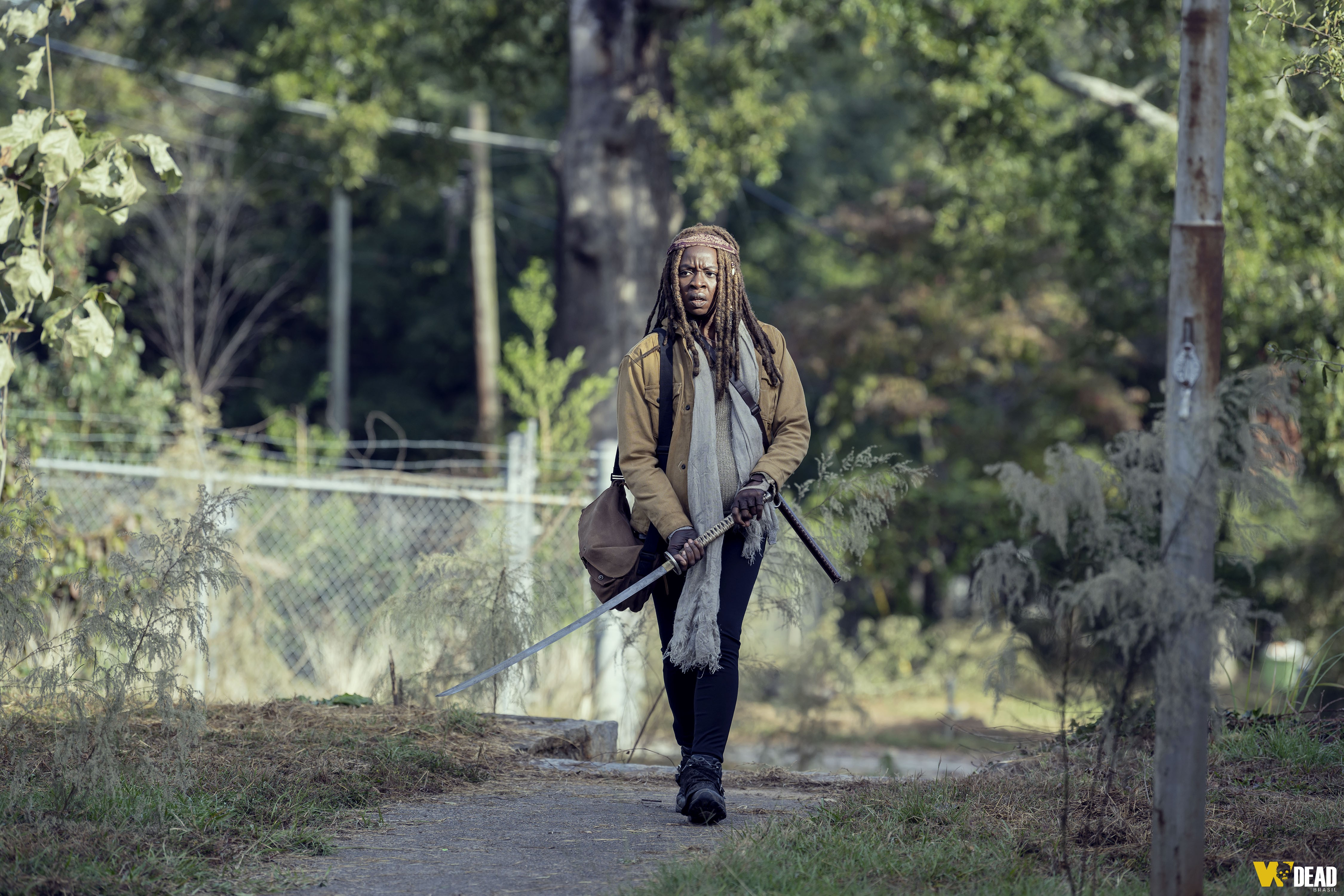 Scars mostrou o motivo de Michonne se afastar