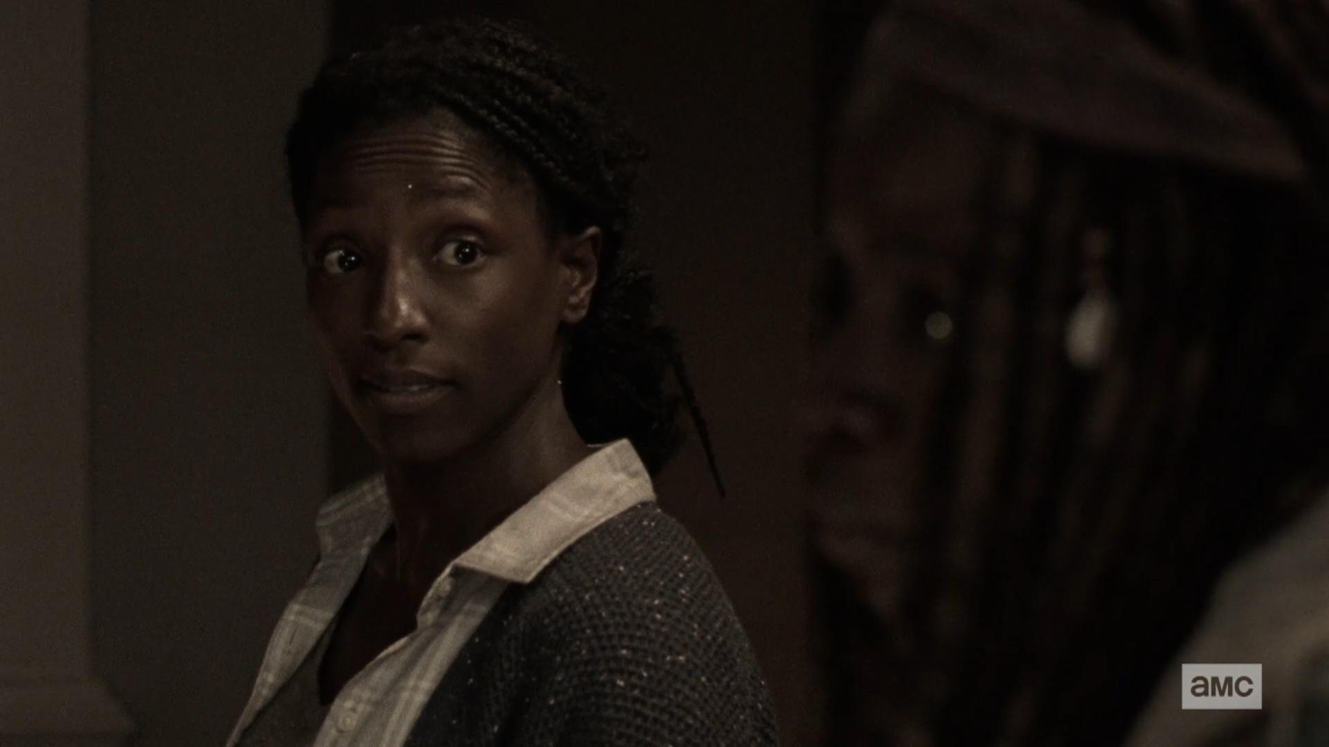 Em Scars, Jocelyn encontra Michonne.