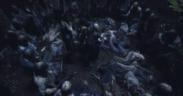 Em The Calm Before, os principais personagens estão correndo risco.