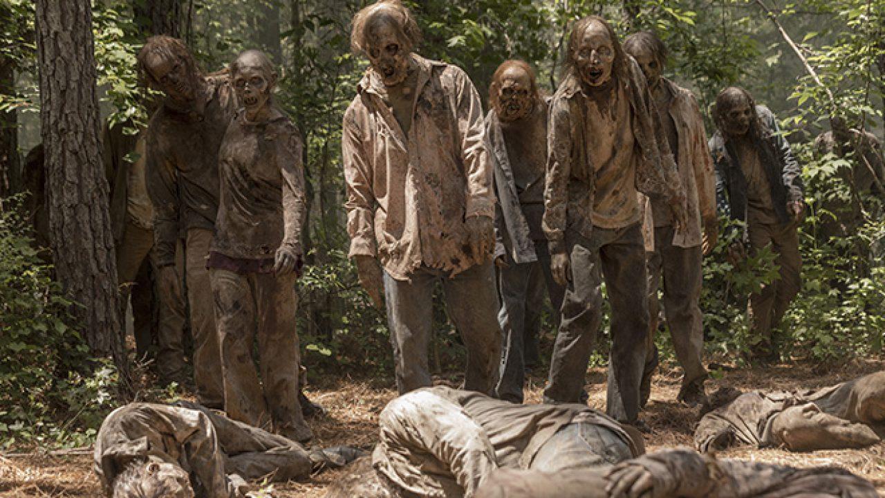 Resultado de imagem para The Walking Dead retorna com recorde negativo de audiência