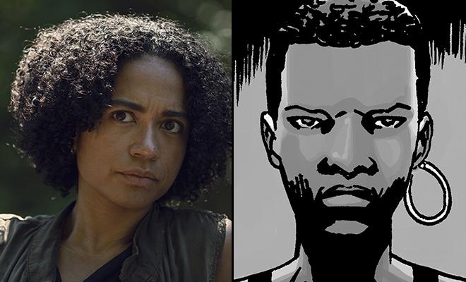 O que acontece com Connie na HQ de The Walking Dead?