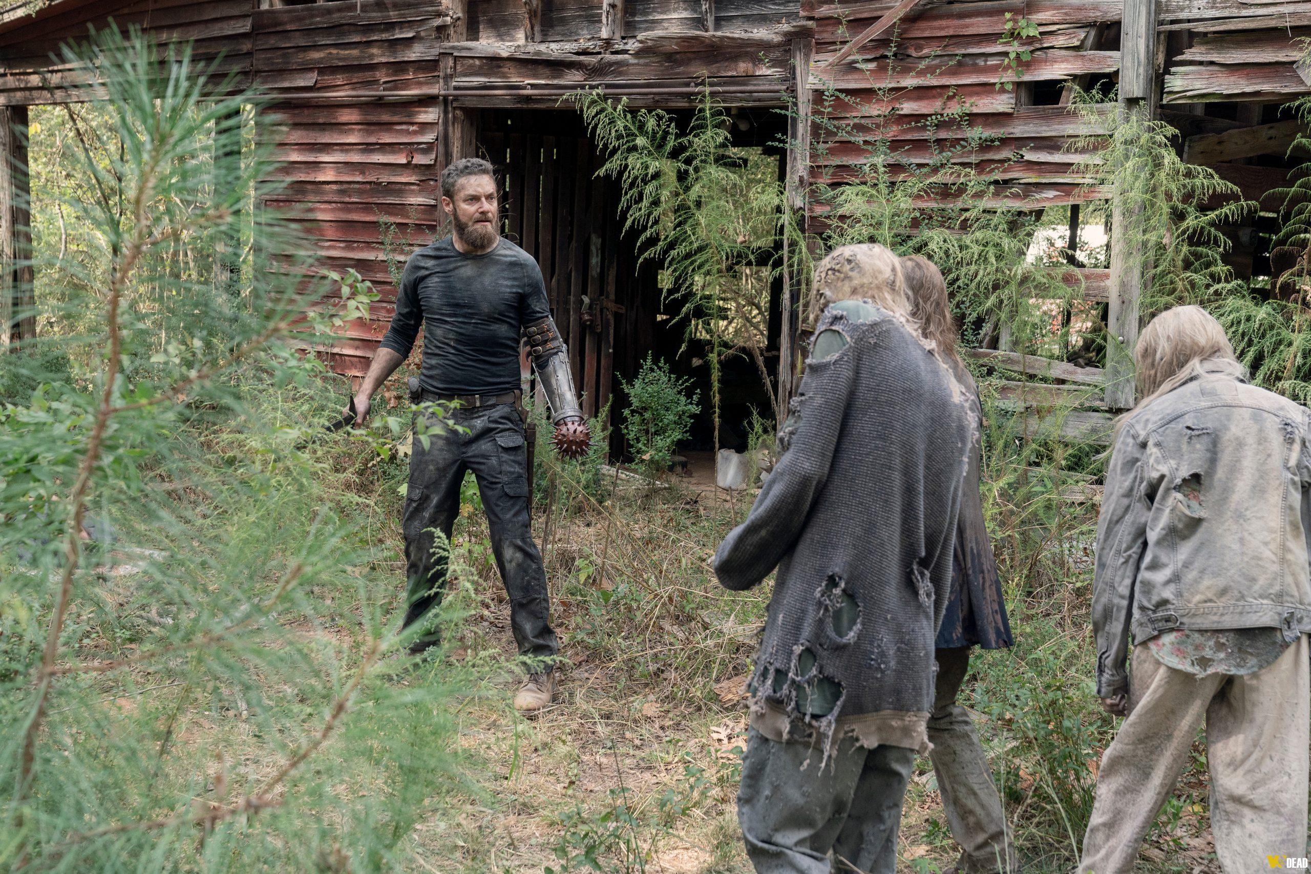 Aaron - The Walking Dead S10E12