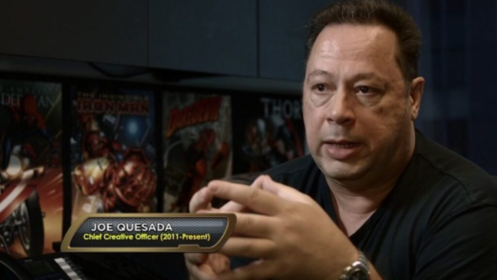 joe quesada x kirkman