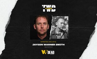 arte com Jayson Warner Smith e Gavin para comemorar os 10 anos de The Walking Dead