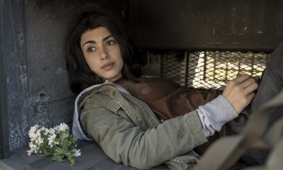 Alexa Mansour como Hope Bennett em imagem do primeiro episódio da 1ª temporada de The Walking Dead: World Beyond