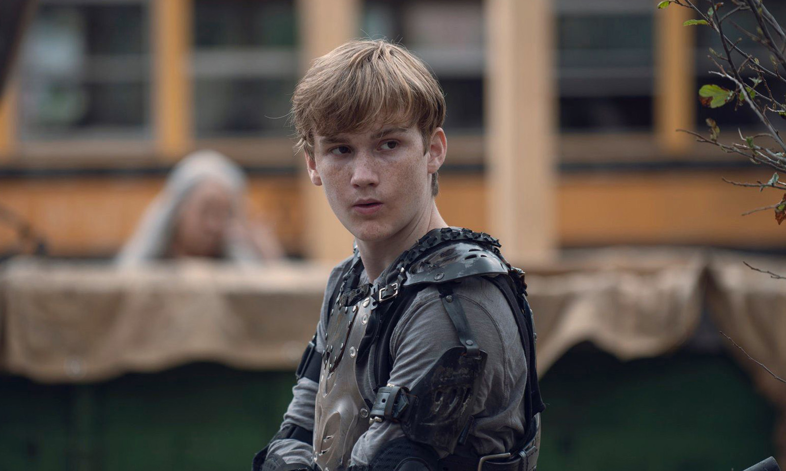 Matt Lintz como Henry em The Walking Dead
