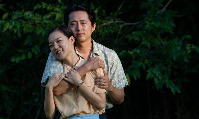 Steven Yeun como Jacob Yi em imagem de Minari