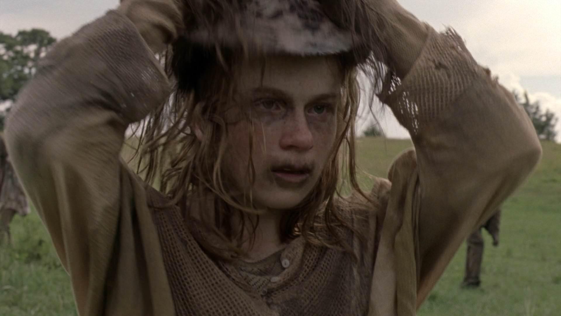Frances em imagem do episódio