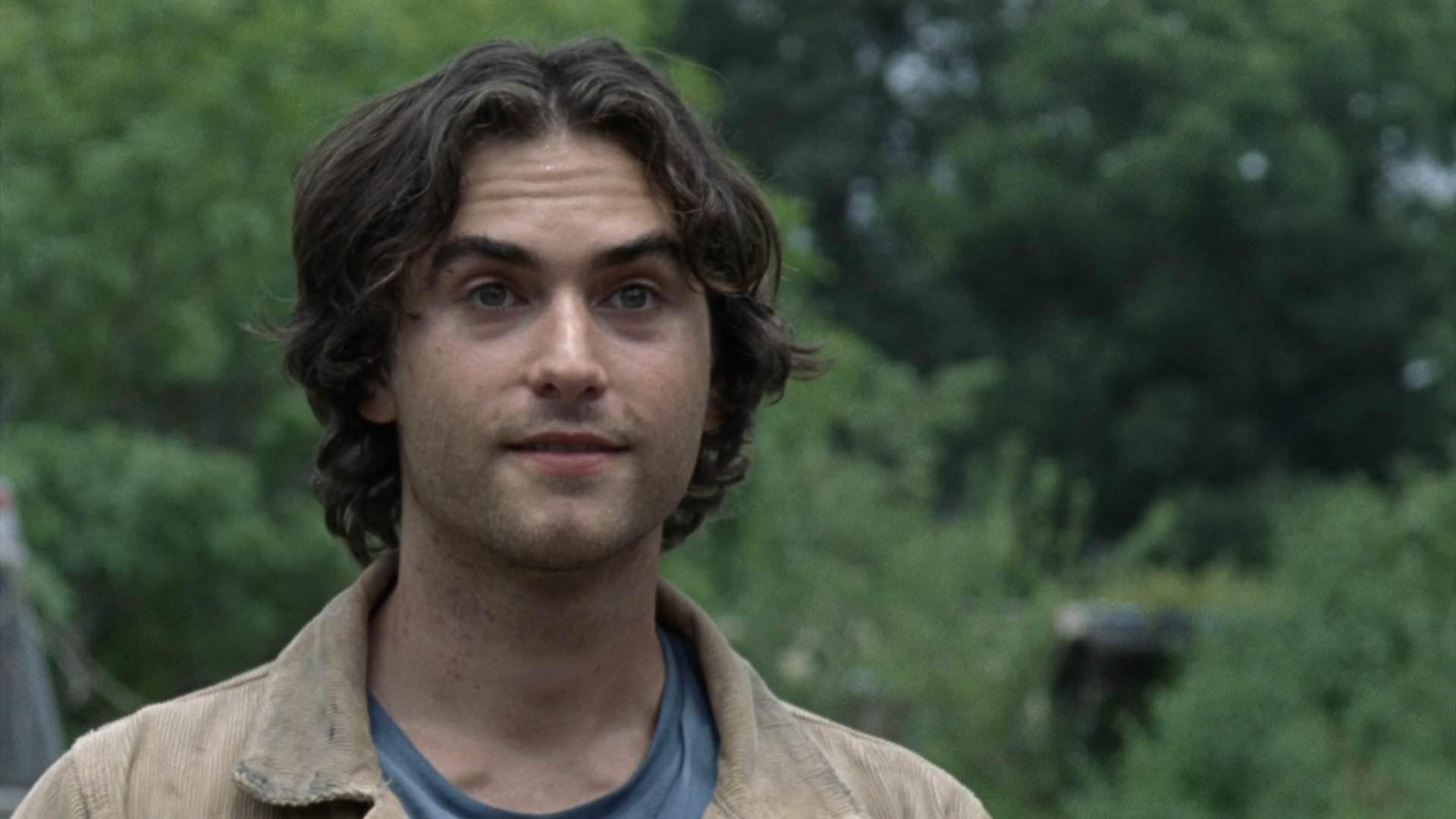 Brandon em imagem do episódio