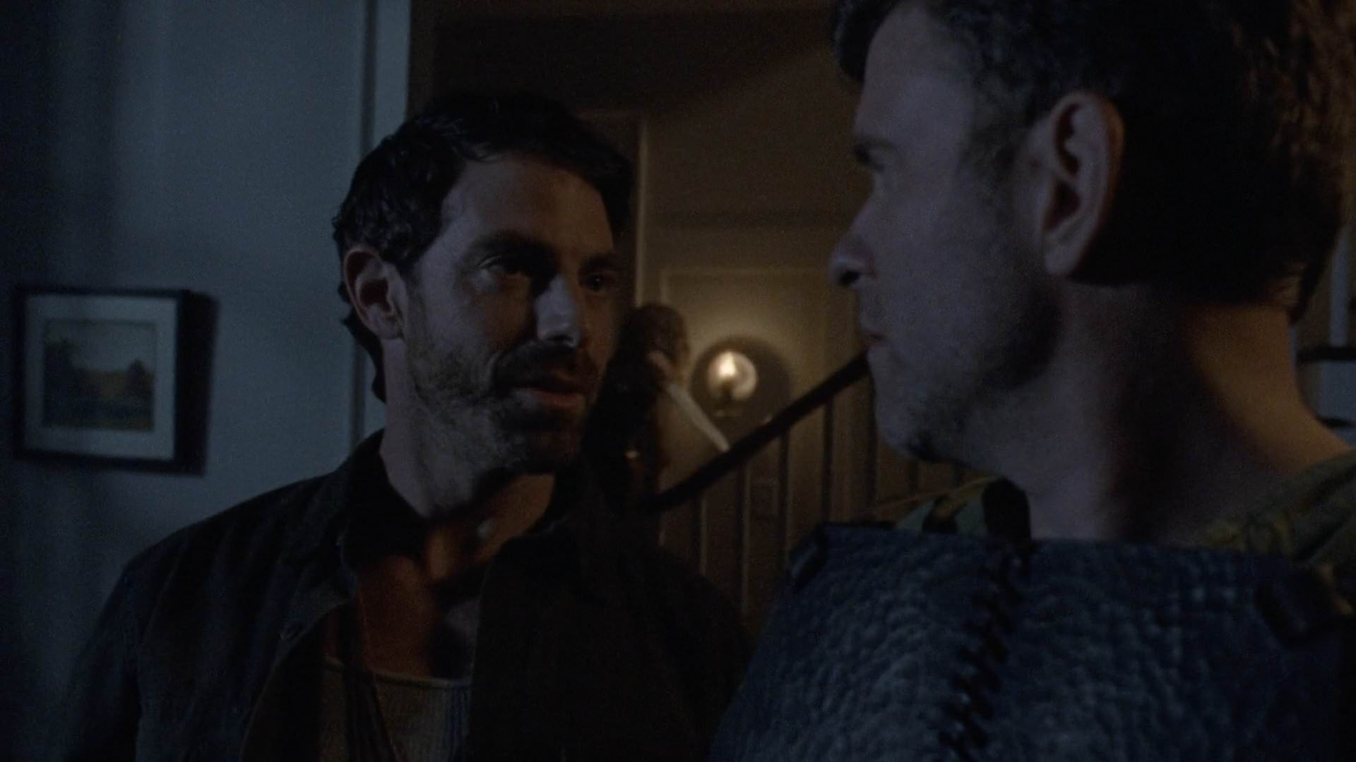 Alfred em imagem do episódio