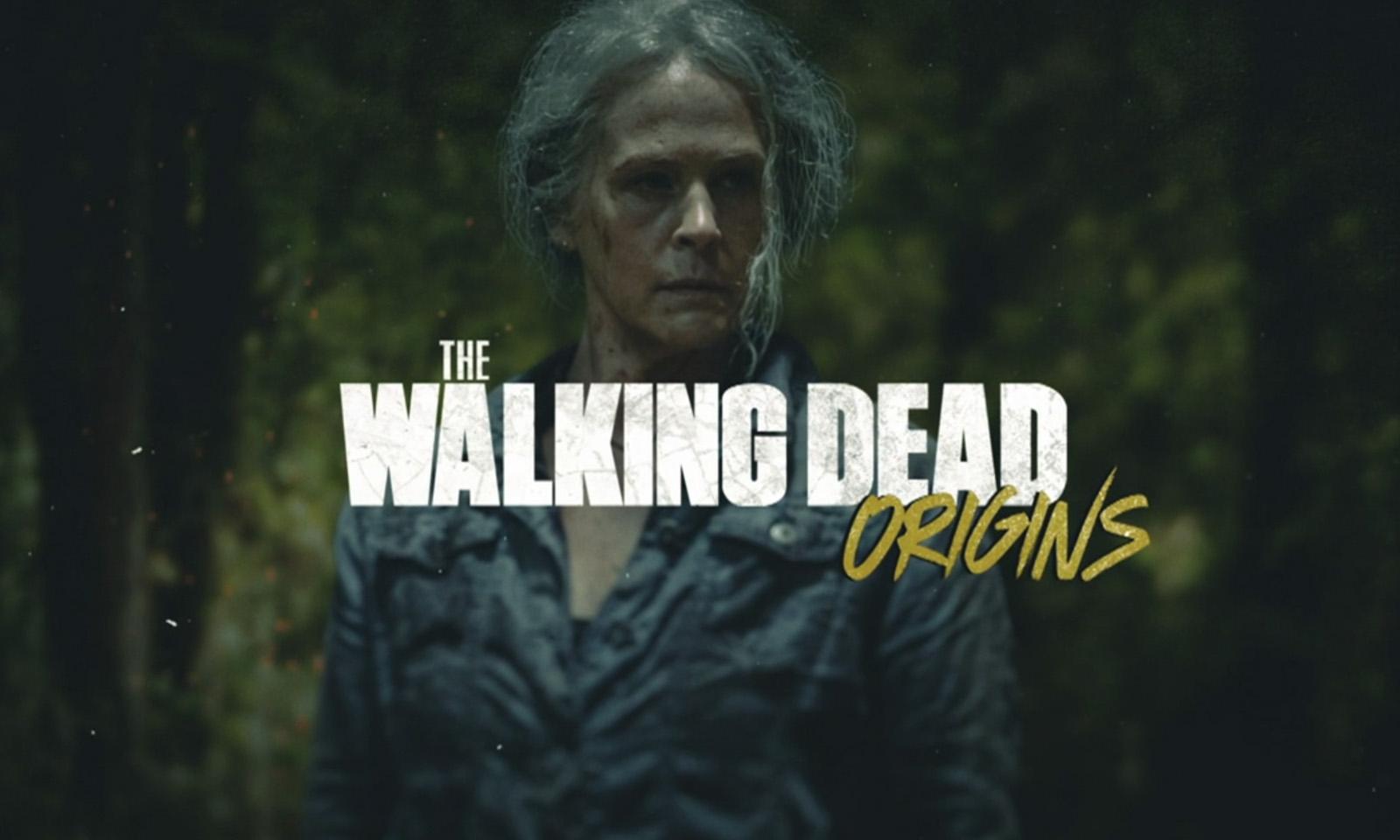 Pôster de The Walking Dead: Origins - Carol Peletier