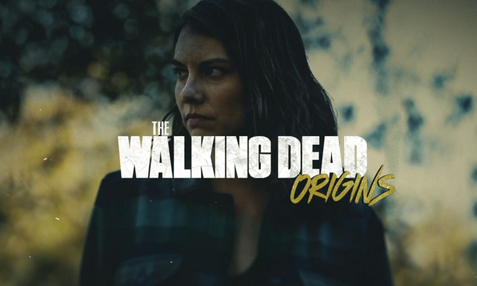 Pôster de The Walking Dead: Origins - Maggie Rhee
