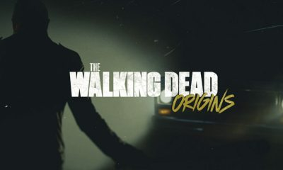 Pôster de The Walking Dead: Origins - Negan Smith