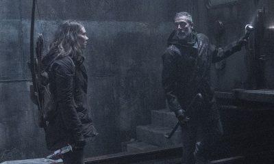 Maggie e Negan se encaram no episódio 1 - Acheron: Part I da 11ª temporada de The Walking Dead
