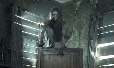 Um dos selvagens que aparece no episódio 6 da 11ª temporada de The Walking Dead.